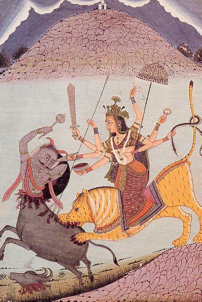 le mantra de DURGA dedié à CAT...(et aux femmes du forum) - Page 2 Durg1