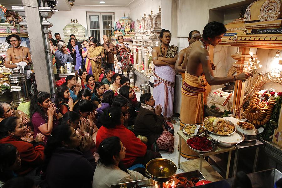 temple hindou paris
